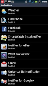 SmartWatch Notifier for eBay screenshot 2
