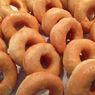 Raised Donuts (Fasnacht)