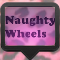 Naughty Wheels logo