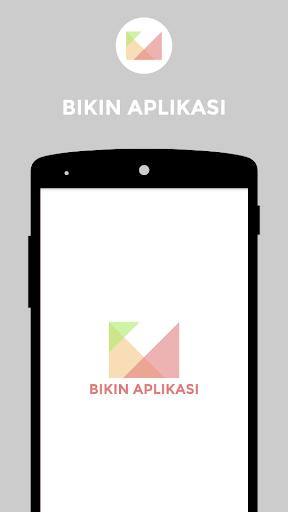 Bikin Aplikasi Apk Maker