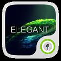 Elegant GO Locker Theme icon