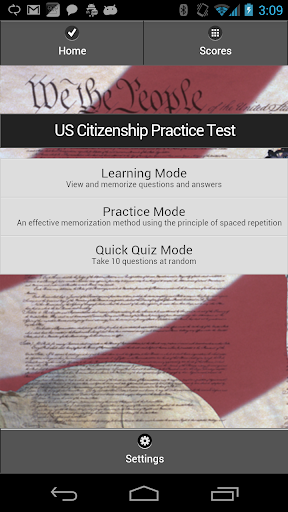 US Citizenship Practice FULL