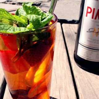 7 Ways To Pimp Your Pimm's Cup