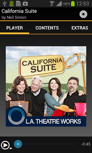 California Suite Neil Simon