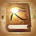Libro Egipcio de los Muertos logo