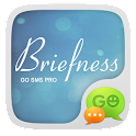 GO SMS Pro Briefness Theme EX icon