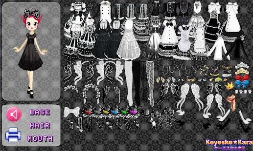 哥特式洛麗塔時尚