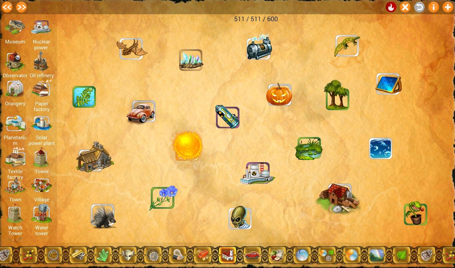 Alchemy Classic HD - screenshot