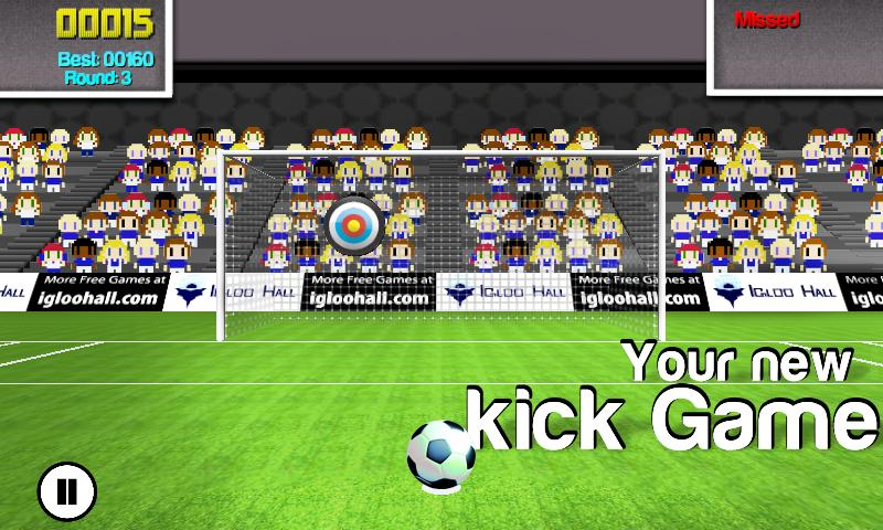 Kick a Lot - Best Free Game - screenshot