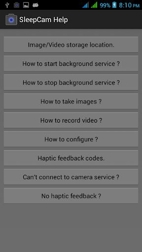【免費工具App】SleepCam-APP點子