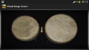Screenshot of Virtual Bongo Drum