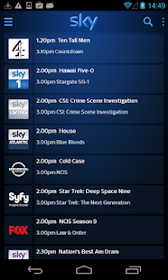 Sky Go - screenshot thumbnail