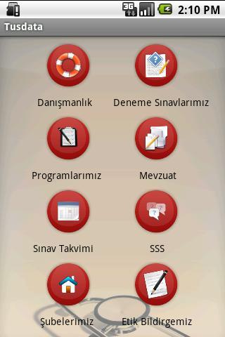 Tusdata- screenshot