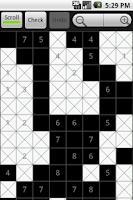 Screenshot of FillDoku
