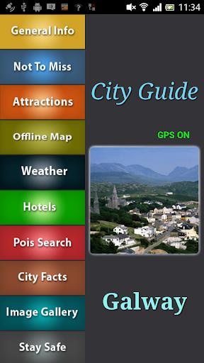 Galway Offline Guide