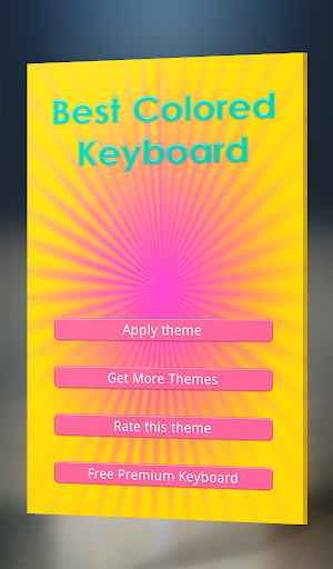 Best Colored Keyboard