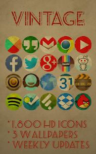 Vintage Icon Pack Screenshot 10
