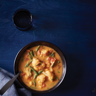 Red Curry Vegetable Soup