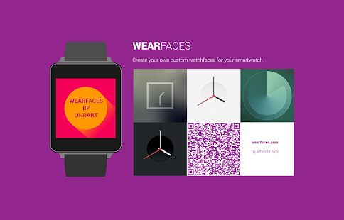 Android Wear Faces Creator Screenshot 7