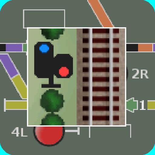 掌内鉄道 猫俣駅 模擬 App LOGO-APP試玩