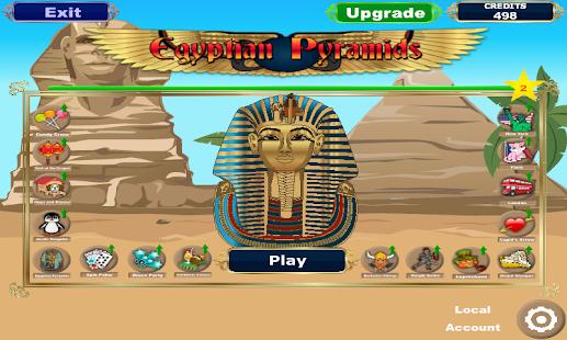 玩免費紙牌APP|下載Egyptian Pyramids Slots app不用錢|硬是要APP