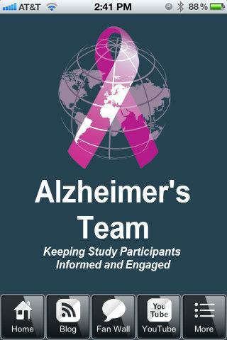 【免費健康App】ALZ-Team-APP點子