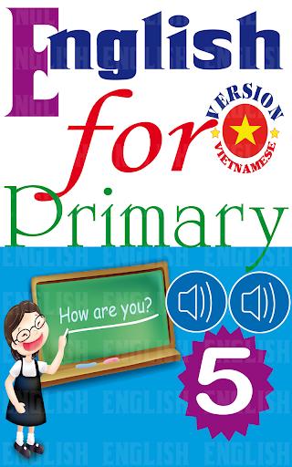 English for Primary 5 Viet Nam
