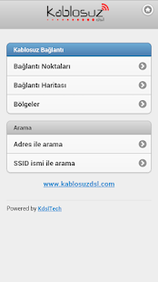 KablosuzDSL- screenshot thumbnail