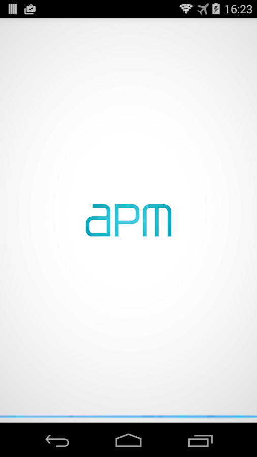 apm - screenshot