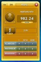 Screenshot of Slovička