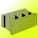 Concrete Calculator mobile app icon