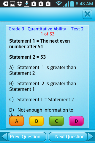 3rd grade math english for 3- screenshot