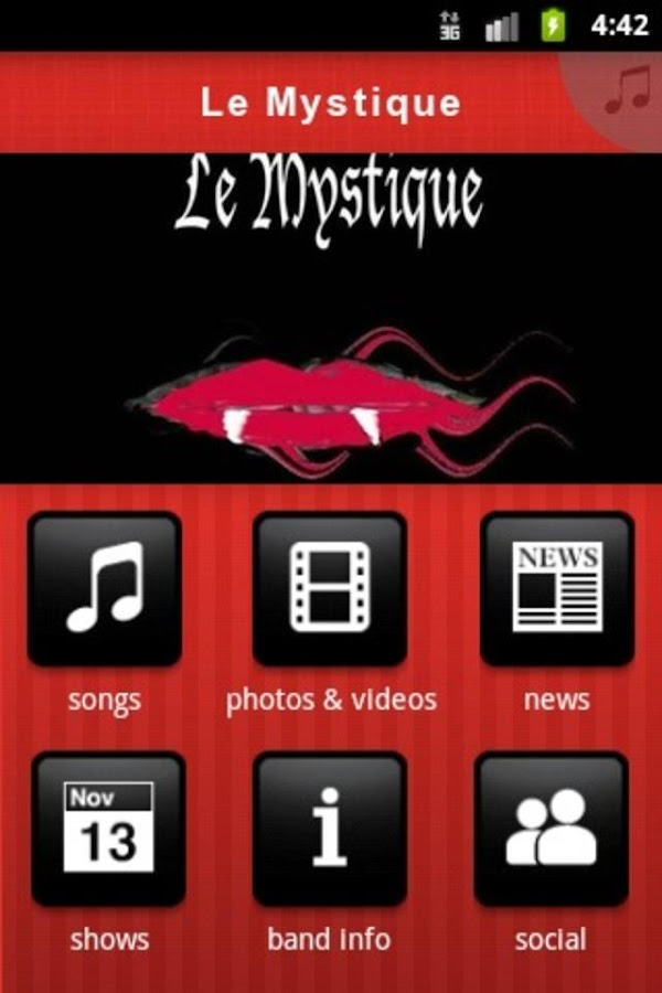 Le Mystique- screenshot