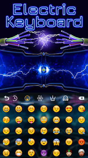 無料个人化AppのGOキーボードエレクトリック|記事Game