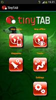 Screenshot of TinyTAB Hunting Maps