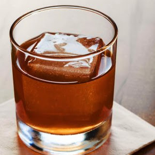Winter Milk Punch