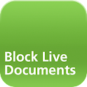 Block Live – Tax Document Coll logo