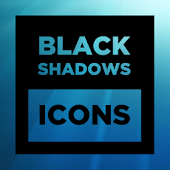 BlackShadow Icon & Theme FREE