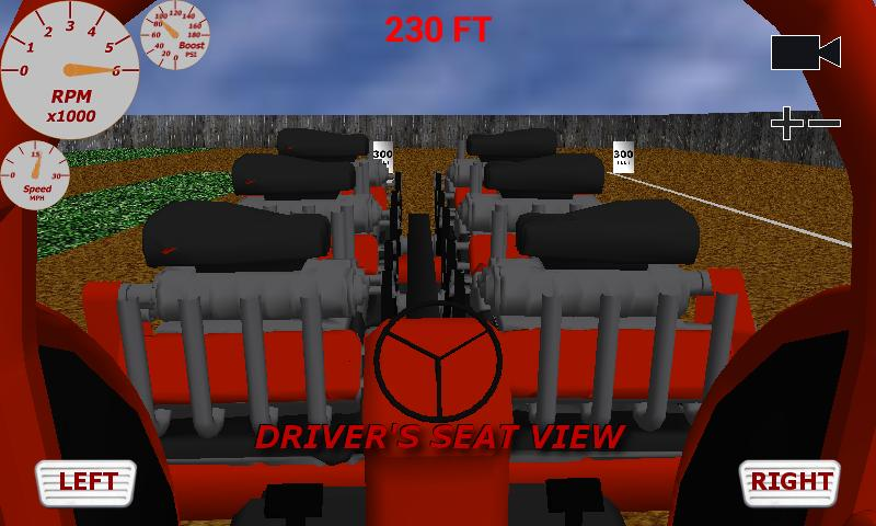 Tractor Pulling Demo - screenshot