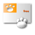 いぬのてfree icon
