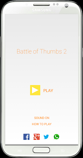 Battle of Thumbs 2