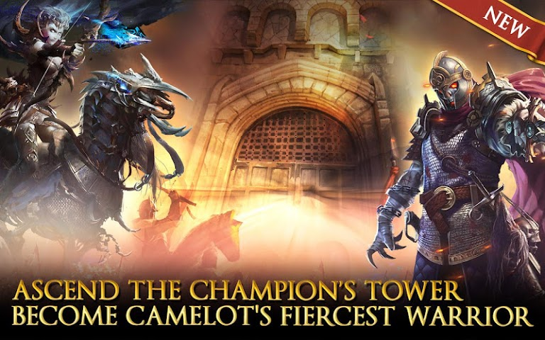 android Heroes of Camelot Screenshot 20