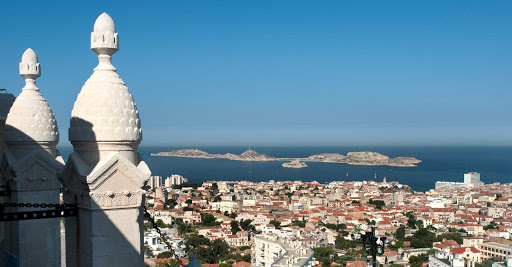 Marseille-France-overlook - Explore Marseille, France, on your Mediterranean adventure.
