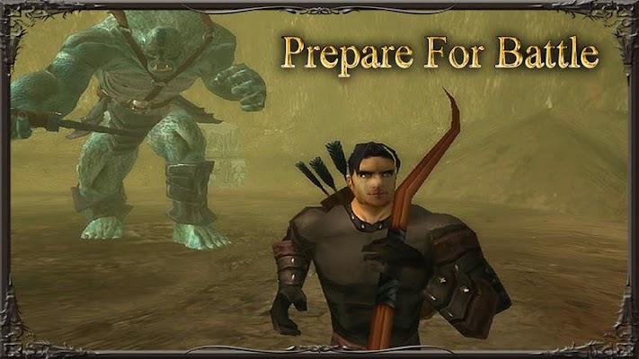 Earth And Legend- screenshot