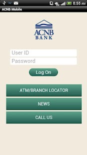 ACNB Mobile - screenshot thumbnail