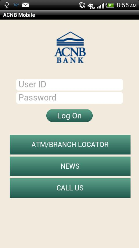 ACNB Mobile- screenshot