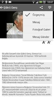 Sarıyer Belediyesi- screenshot thumbnail
