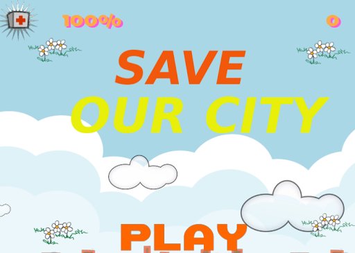 Save Our City from meteors