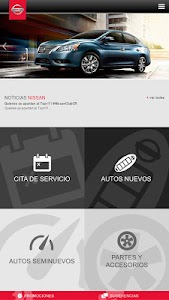 Nissan CR Agencia Datsun screenshot 5