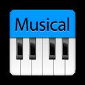 Musical Pro logo